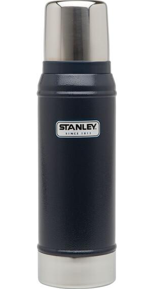 Stanley Classic Vacuum Bottle 0.7L Hammertone Navy
